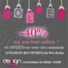 DEZIGN : Soldes + 6 euros offerts + la livraison gratuite