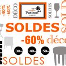 POTIRON : Soldes jusqu'à 60% de réduction