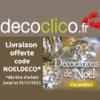 DECOCLICO : La livraison offerte pour Noël