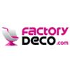FACTORYDECO : 3% de réduction sur tout le site sans minimum d'achats