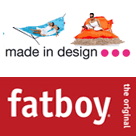 MADE IN DESIGN : Le pouf FATBOY dès 59 euros