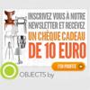OBJECTS BY : Les produits Starck ave un chèque cadeau de 10 euros