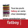 UARE DESIGN : Le célèbre pouf FATBOY