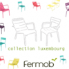 UARE DESIGN : La collection Luxembourg de Fermob