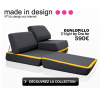 MADE IN DESIGN : La collection Dunlopillo fauteuil canapé sofa