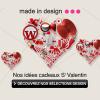 MADE IN DESIGN : Des idées cadeaux Déco pour la Saint Valentin
