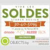 OBJECTS BY : Tous les produits déco design soldés signés Starck