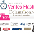 DELAMAISON : Ventes Flash
