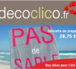 DECOCLICO : livraison offerte
