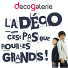 DECOGALERIE : Décoration design pour la chambre de votre enfant