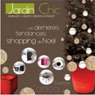 JARDINCHIC : Des cadeaux déco pour Noël